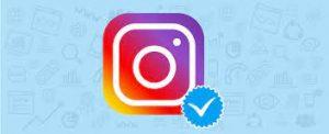 comment etre certifier sur Instagram